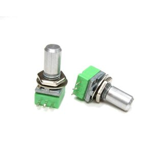Alpha Potentiometer 9mm 50k rev log