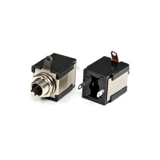 6,3mm Stereo jack