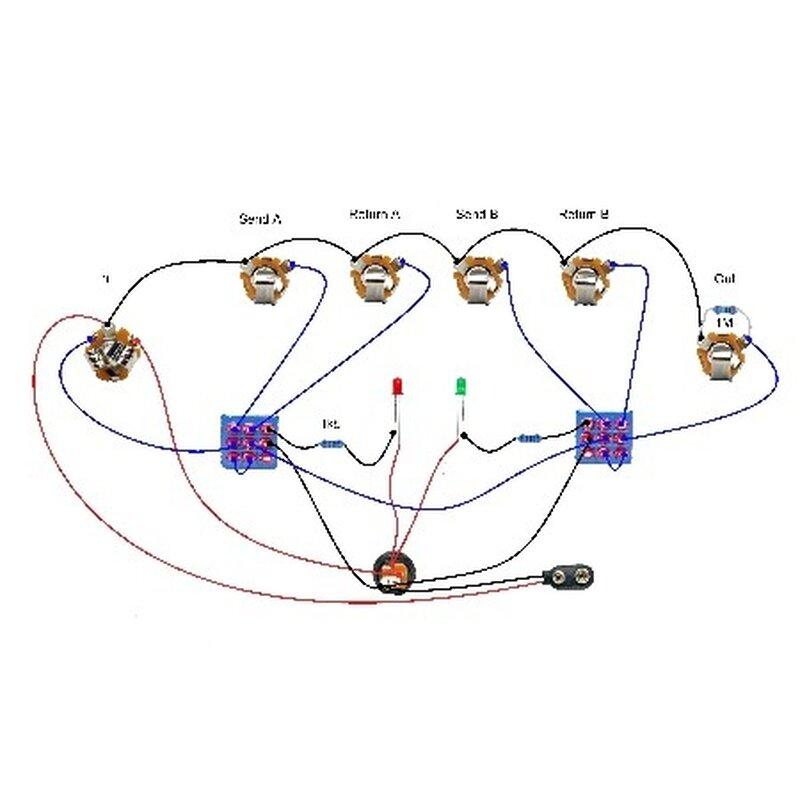 Fine Double Bypass Looper 14 00 Wiring Digital Resources Inamasemecshebarightsorg