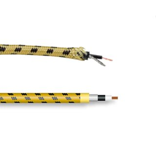 Sommer Cable Classique tweed-yellow