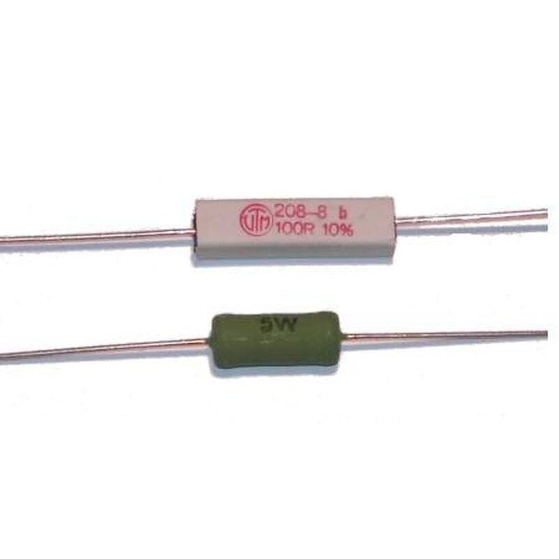 Wiring Resistors