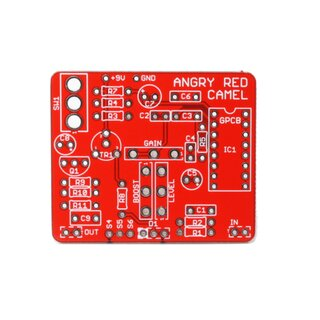 Angry Red Camel pcb