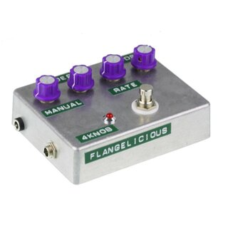 Flangelicious 4 knob - Flanger kit