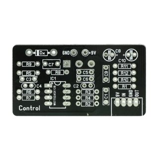 Control pcb - Booster