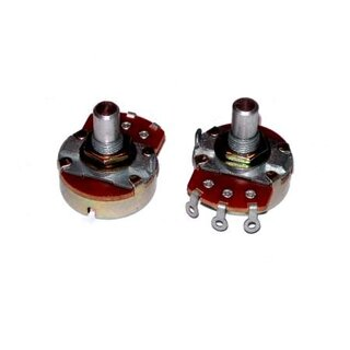 Alpha Potentiometer 24mm 100k lin
