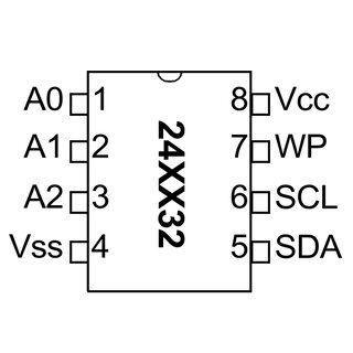 24LC32A EEPROM