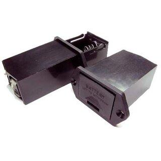 9v Battery Holder Panel Mount 4 50