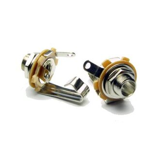 6,3mm Mono jack Switchcraft 11