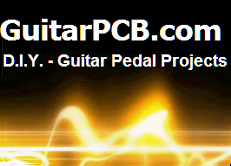 GuitarPCB guitar and bass effect pedal kits