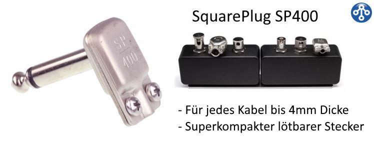 SP400 Squareplug