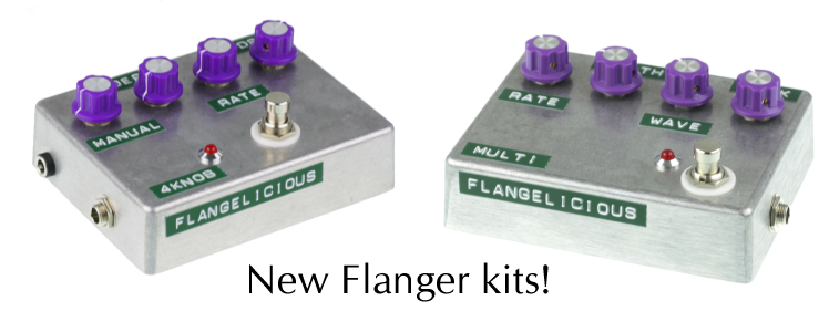 The Flangelicious - 4KNOB and MULTIFLANGE!