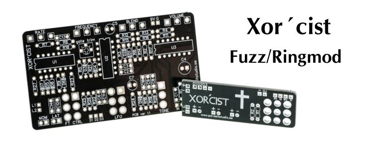 Xor�cist Ringmod/Fuzz